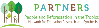 PARTNERS - Restoration is more than planting trees