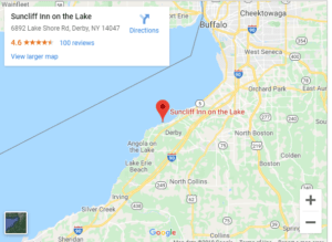 Lake Erie Wedding Events Venue Hotel