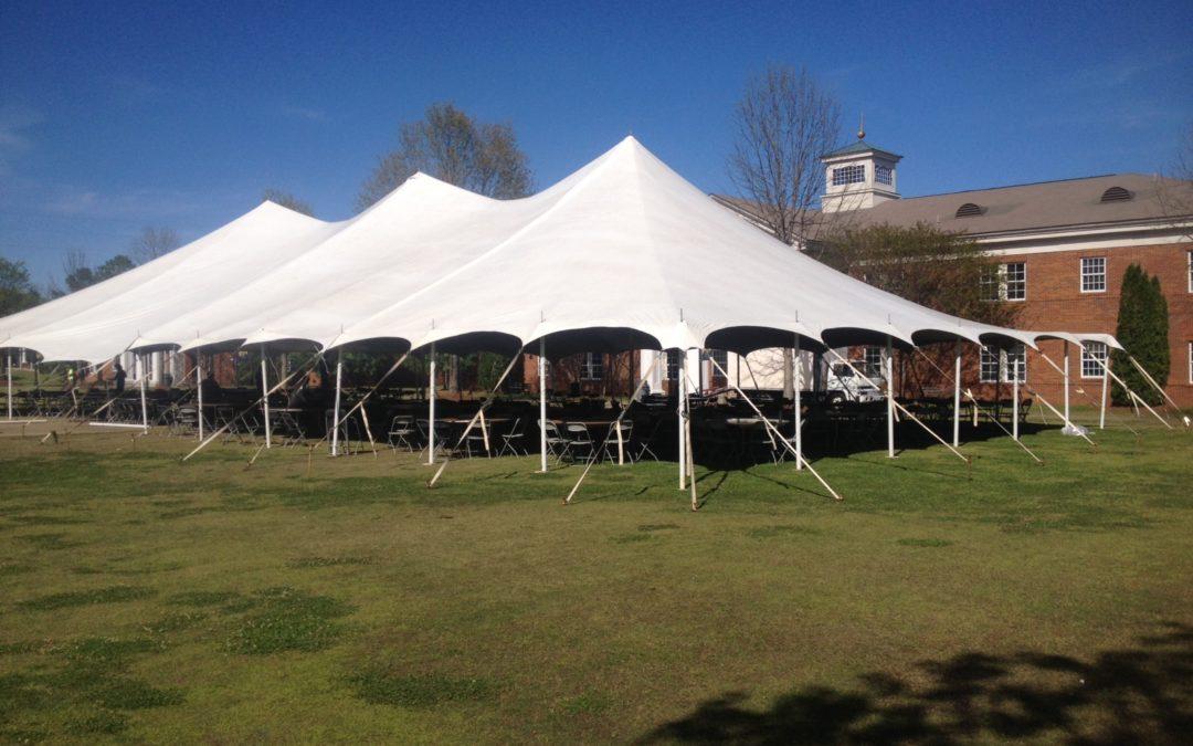 Corporate Tent Rentals | Montgomery, AL