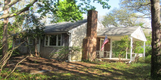 SOLD – 65 Chase Rd, West Falmouth, MA