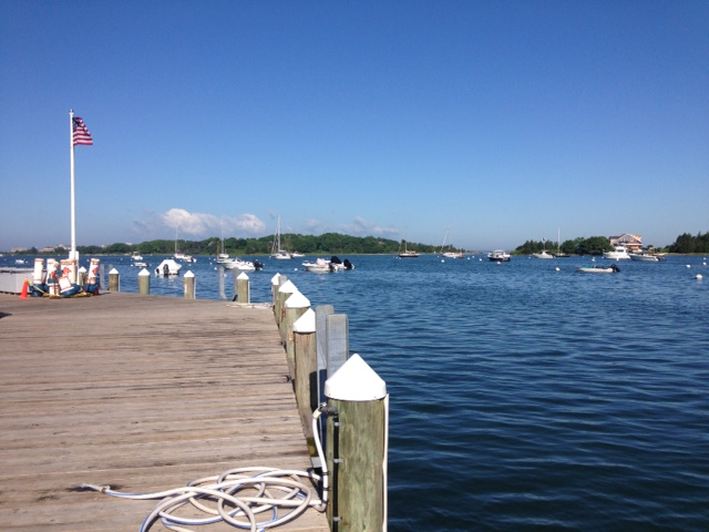 West Falmouth Dock