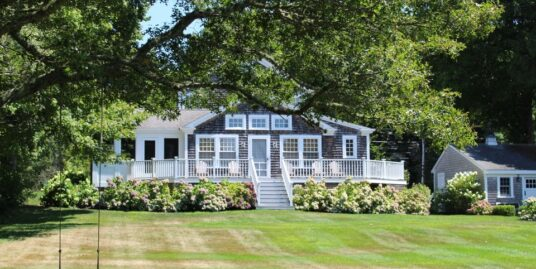 SOLD- 458 West Falmouth Highway