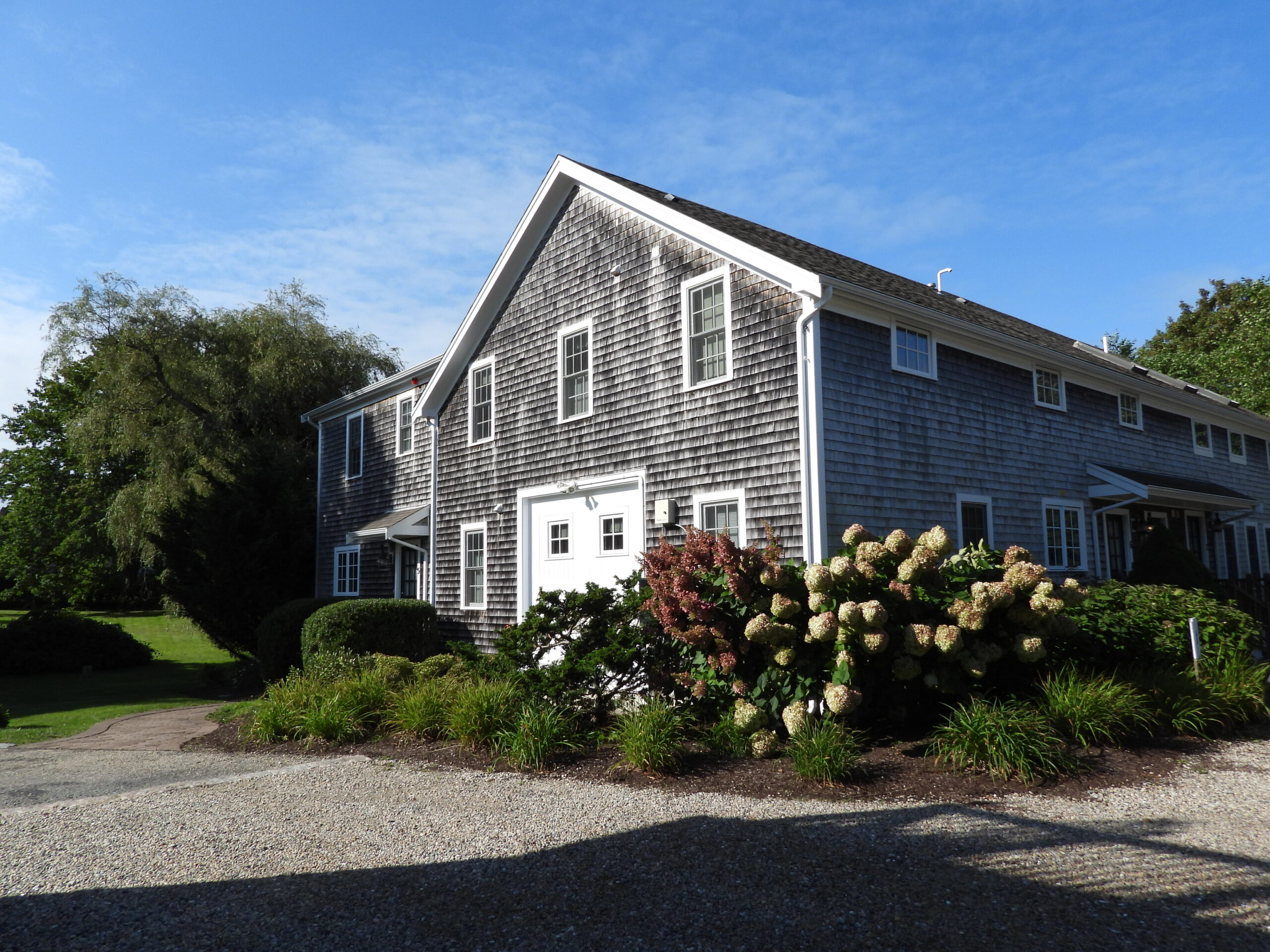 Sold- West Falmouth Contemporary Condo in an Historic Barn.