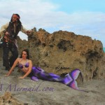 pirate hire a mermaid for hire
