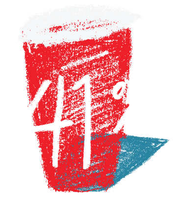 41% red solo cup