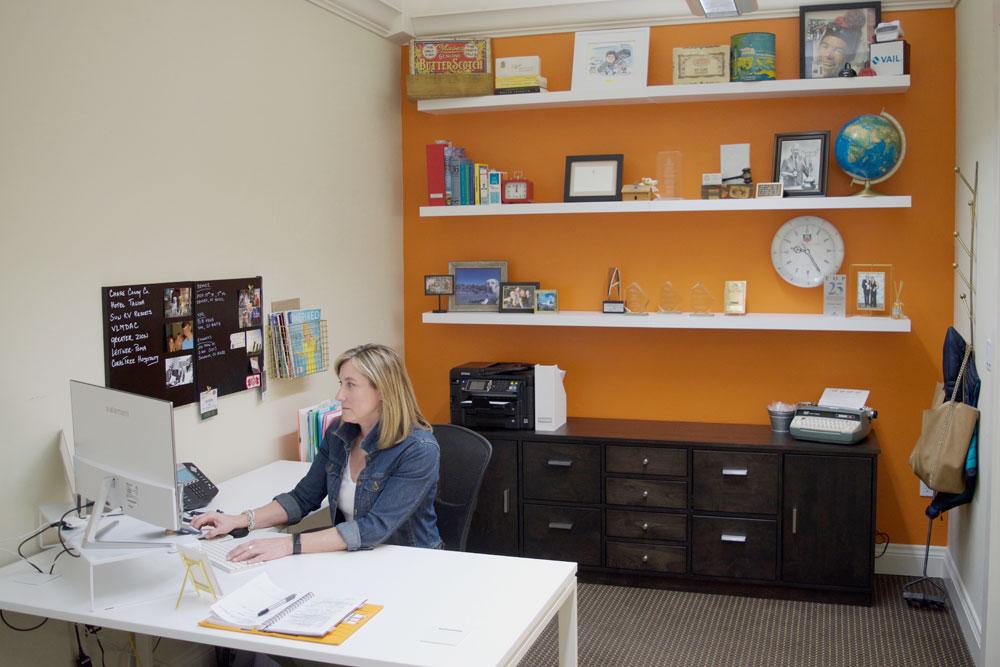 Amber Riverwalk Tenants | Work Space | Edwards, CO
