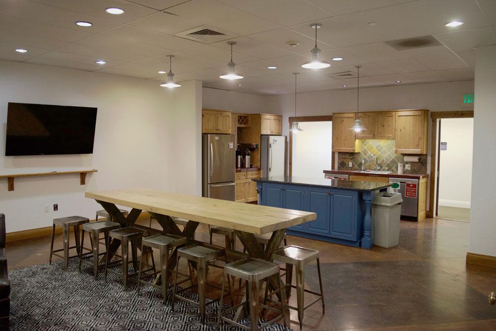 Office Kitchen Area | Vail, CO