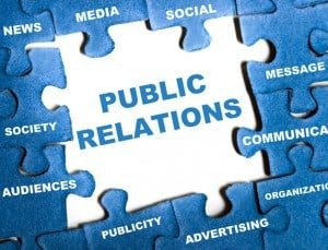 Public relations can be a help to any business of any size.