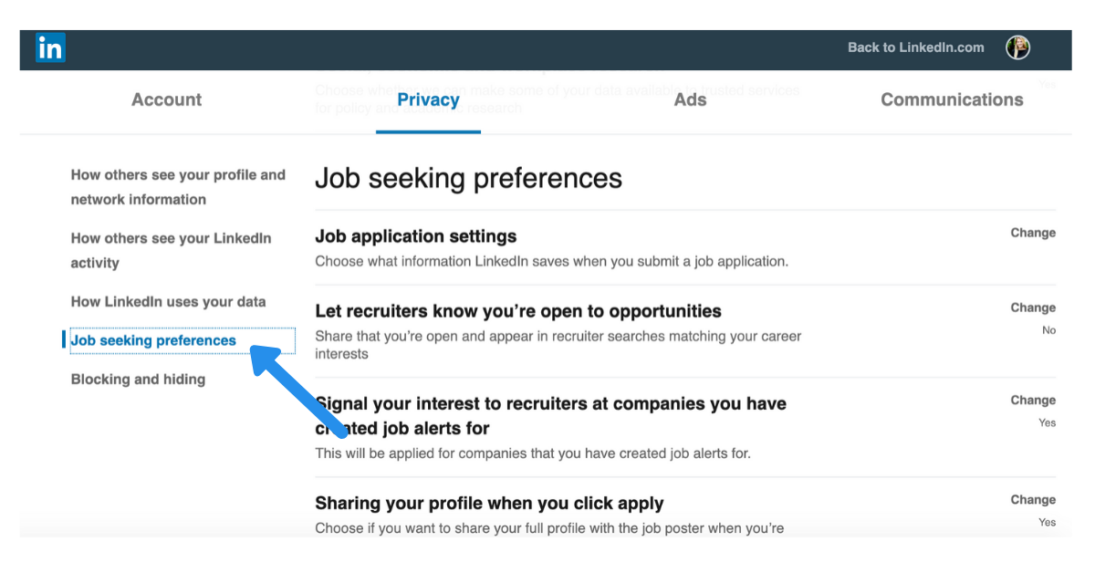 How to be found on linkedin District Partners