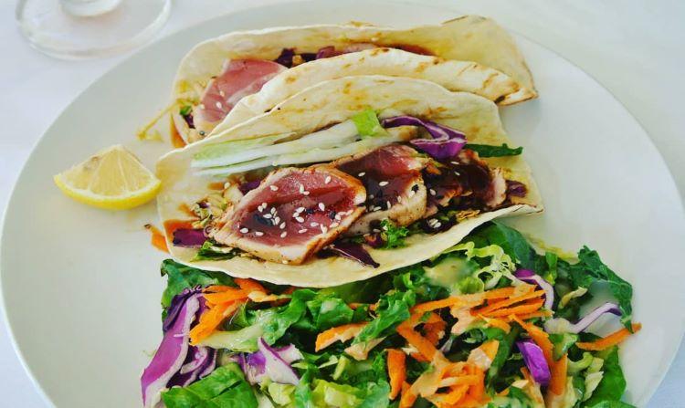 image tuna tacos