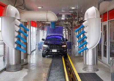 Leipertz Project - Autobell Car Wash - Chesapeake, VA
