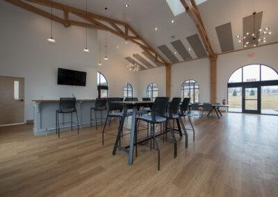 CenterPointe Club House by Leipertz Construction