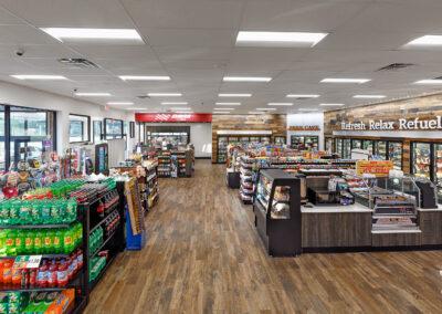 Davis Travel Center - Leipertz Construction