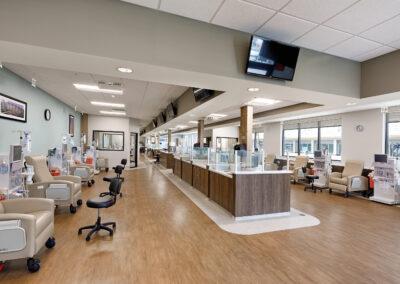 Fresenius Kidney Care - Scotts Addition by Leipertz Construction