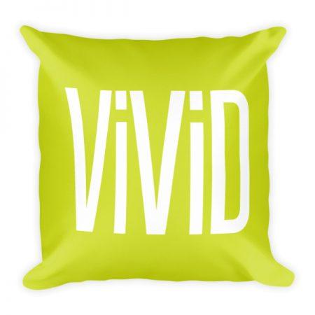 Vivid Magazine | Pillow