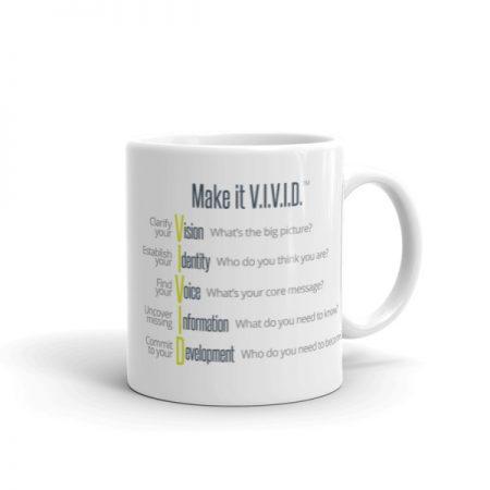 Vivid Magazine | Make it VIVID™ Mug