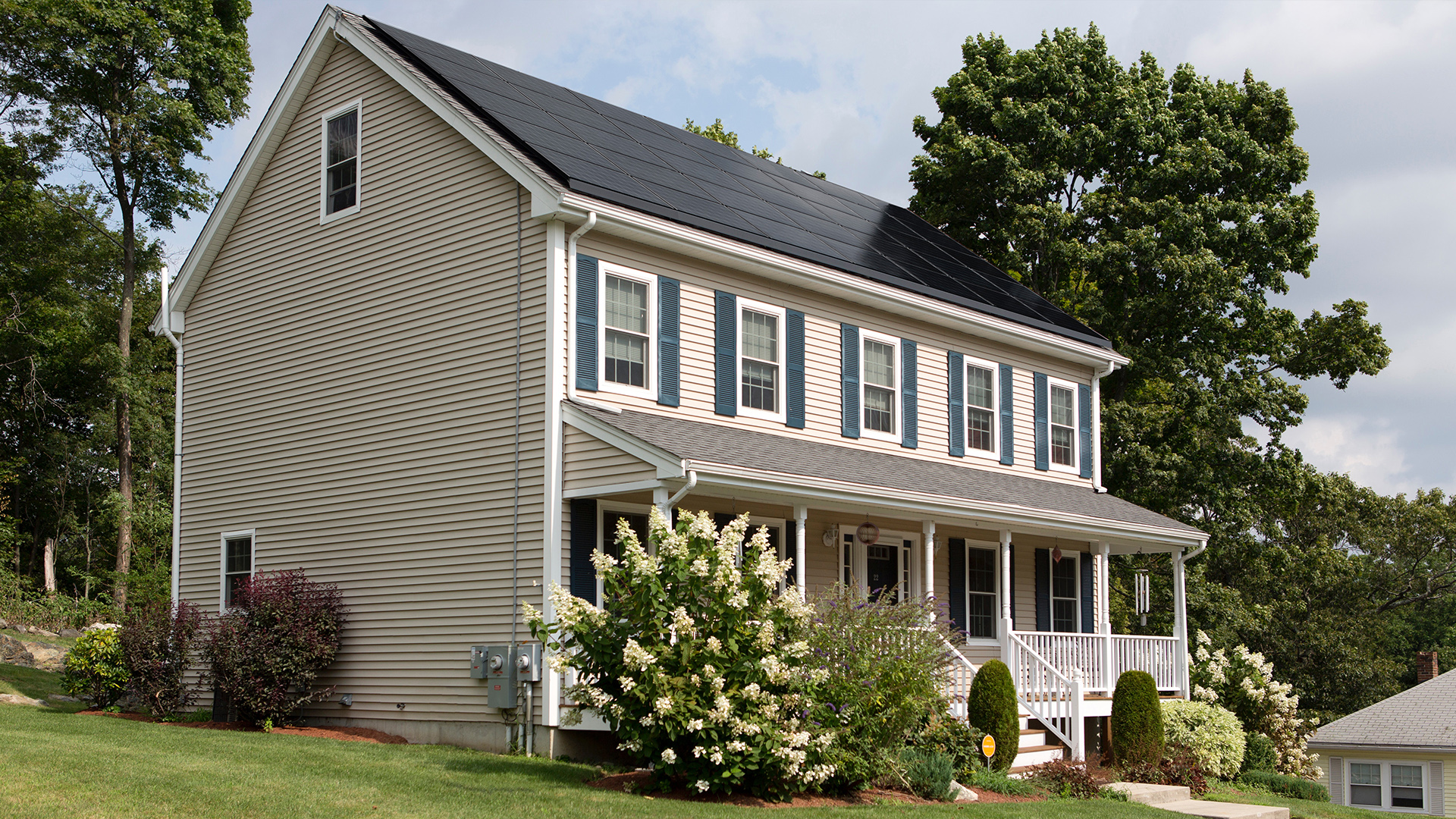 Homeowners' Associations and Solar Installations in the Commonwealth of Virginia - A Solar House