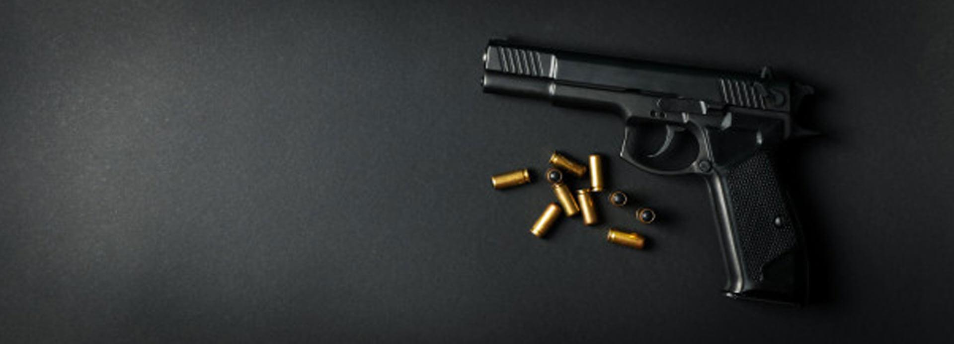 gun crimes The Law office of John Vermon Moore