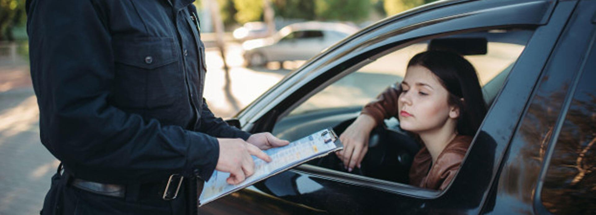 traffic violation The Law office of John Vermon Moore