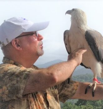 with eagles