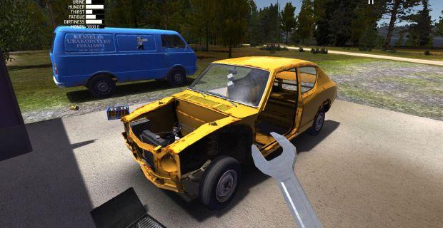 Sell junk cars parts