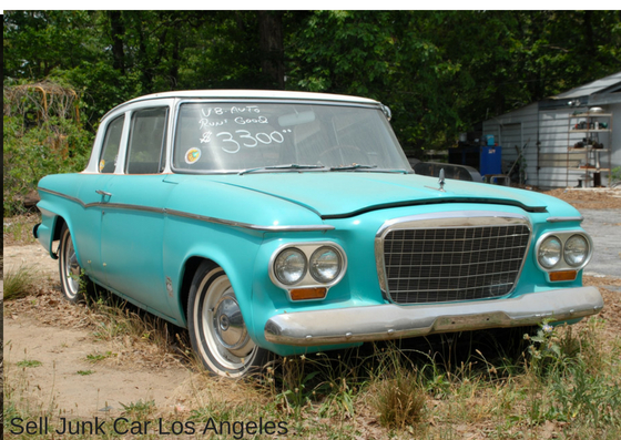 Sell Junk Car Los Angeles