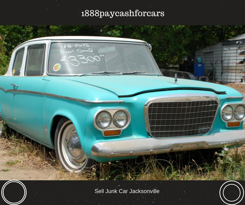 sell junk car Jacksonville