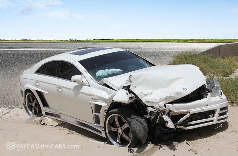 cash for damaged car