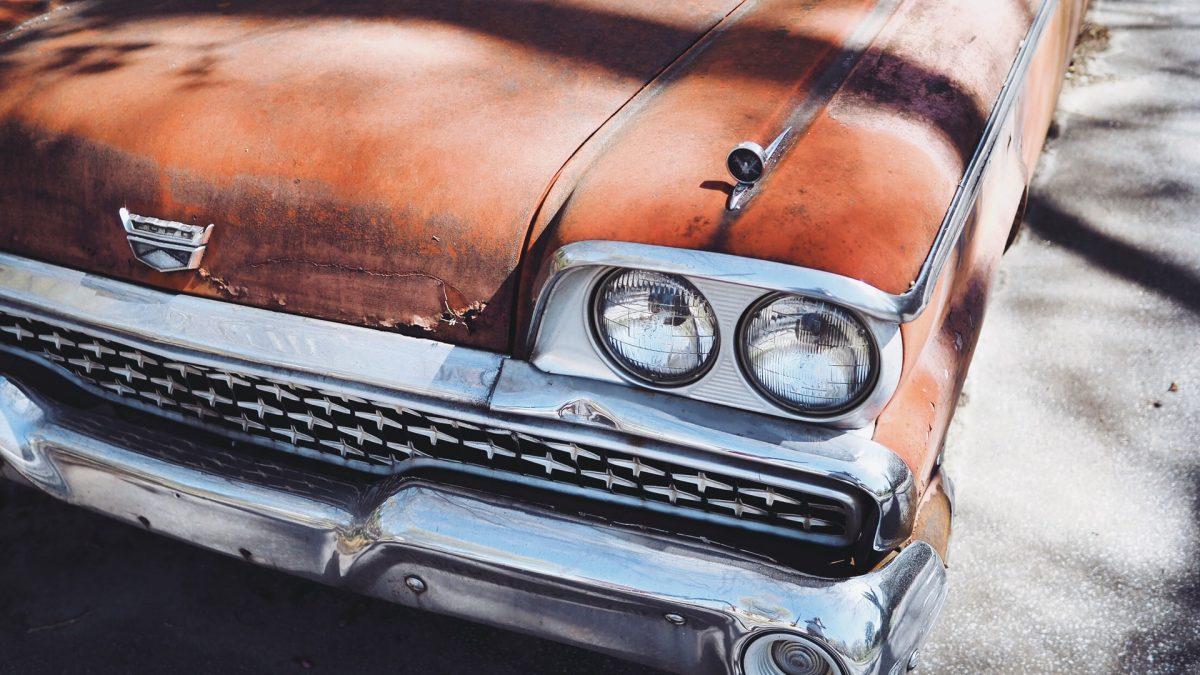 cash for a damaged car