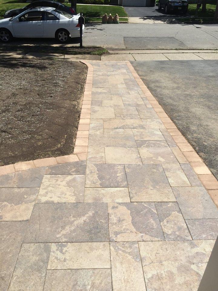 Paver Walkway – Randolph NJ