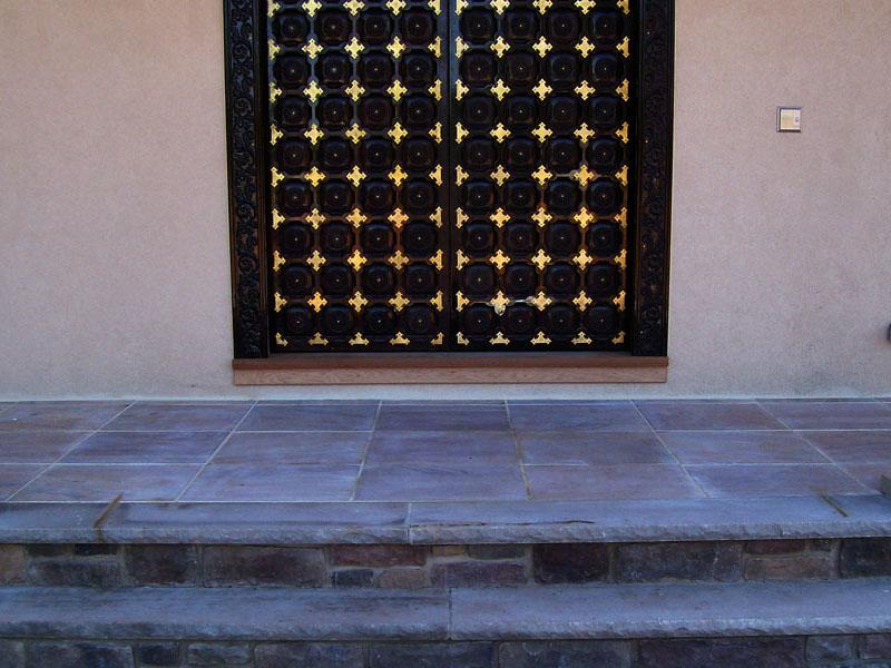Custom Entrance Stair Design, Flanders NJ