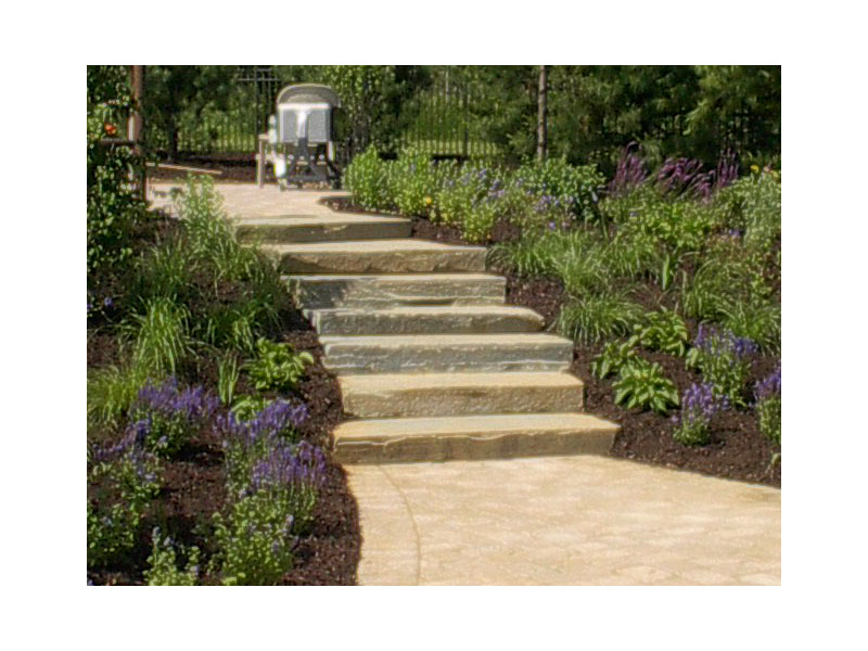 Hardscape Outdoor Stairs Design, Roxbury NJ