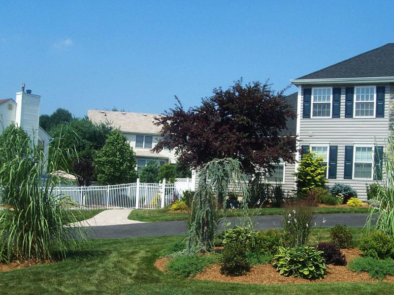 Landscape Planter Design, Flanders NJ