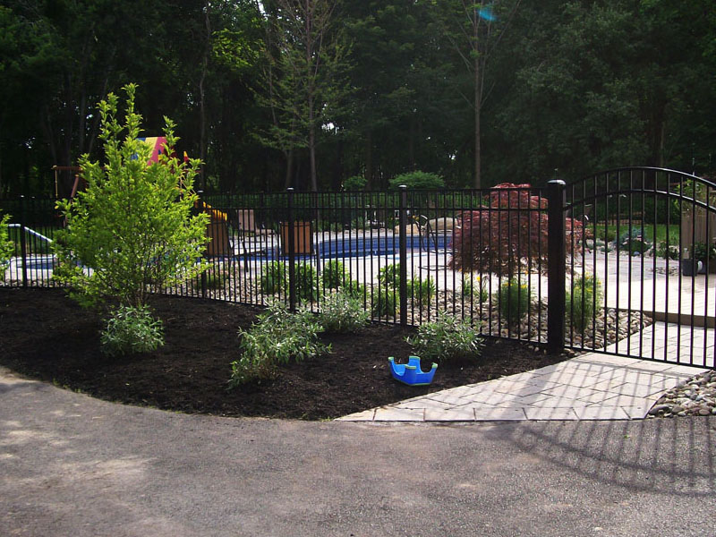 Complete Pool Landscape Design, Long Valley NJ