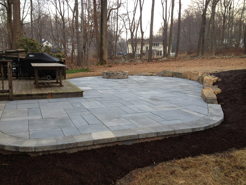 Custom Paver Patio – Flanders, New Jersey