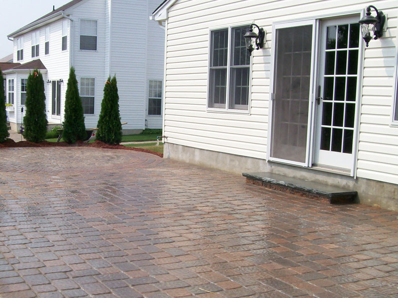 Custom Backyard Patio, Flanders NJ