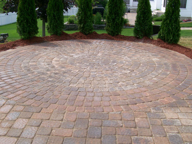 Patio Circle Kit, Hackettstown NJ