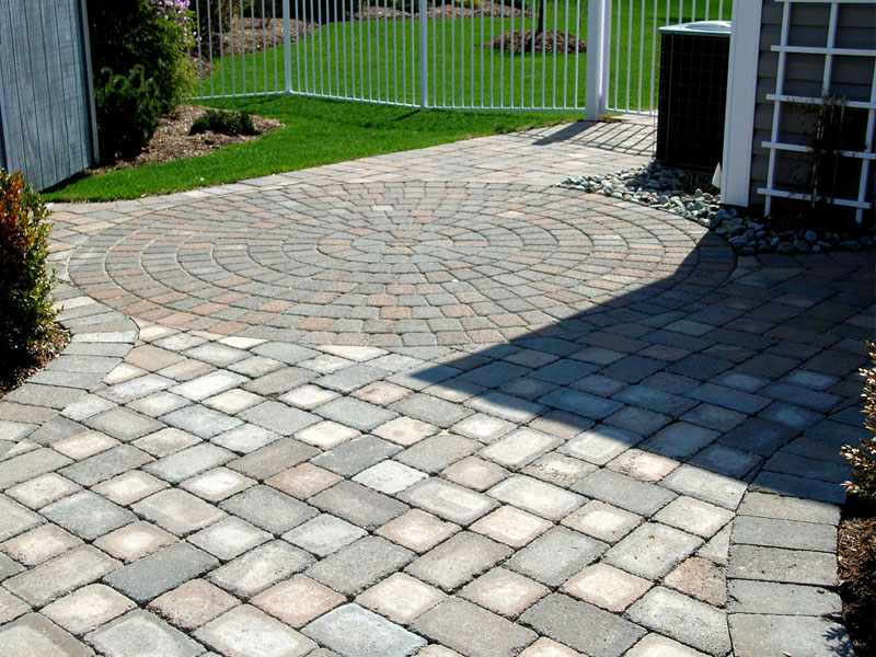 Paver Patio, Flanders NJ