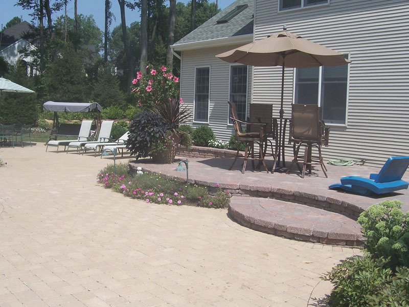 Custom Patio, Chester NJ