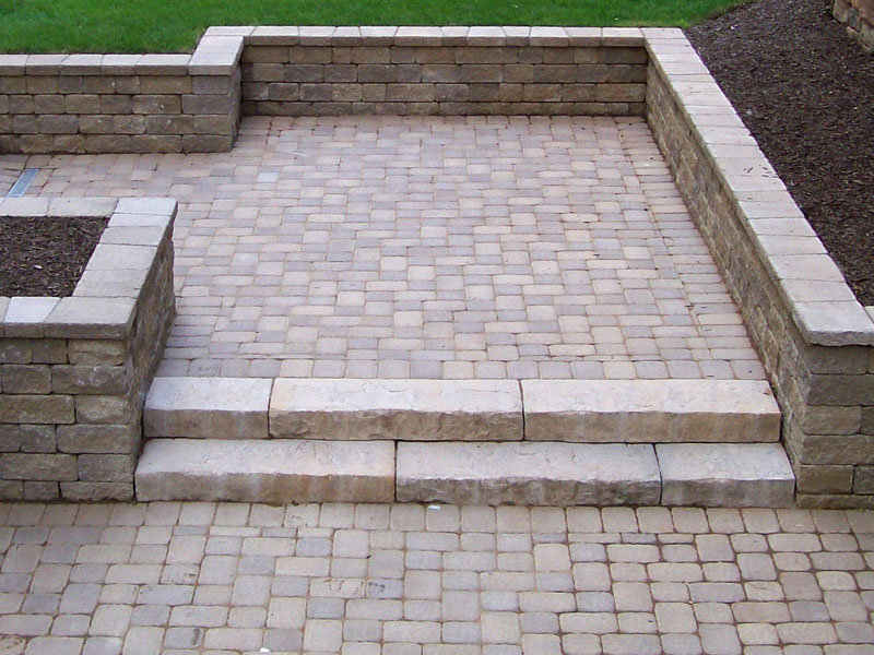 Custom Paver Patio, Flanders NJ