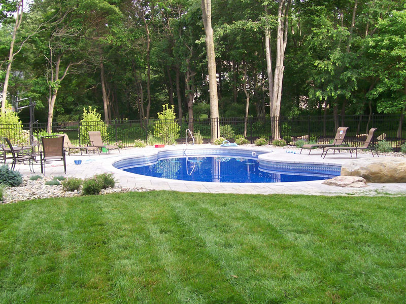 Pool Landscape Design, Flanders NJ