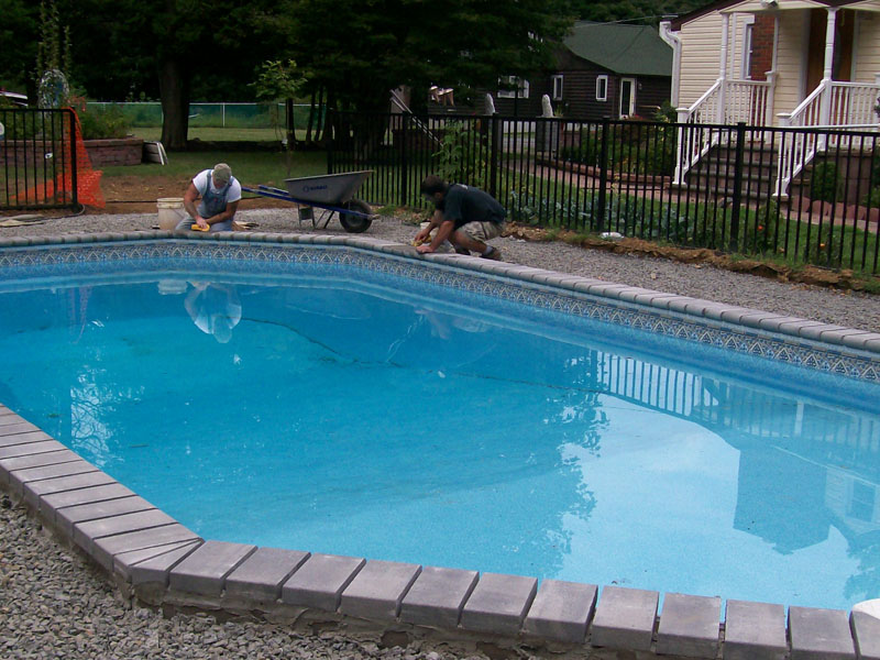Poolscape Paver Design, Roxbury NJ NJ