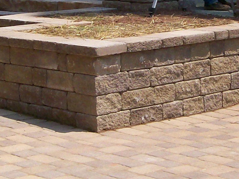 Custom Retaining Walls, Flanders NJ