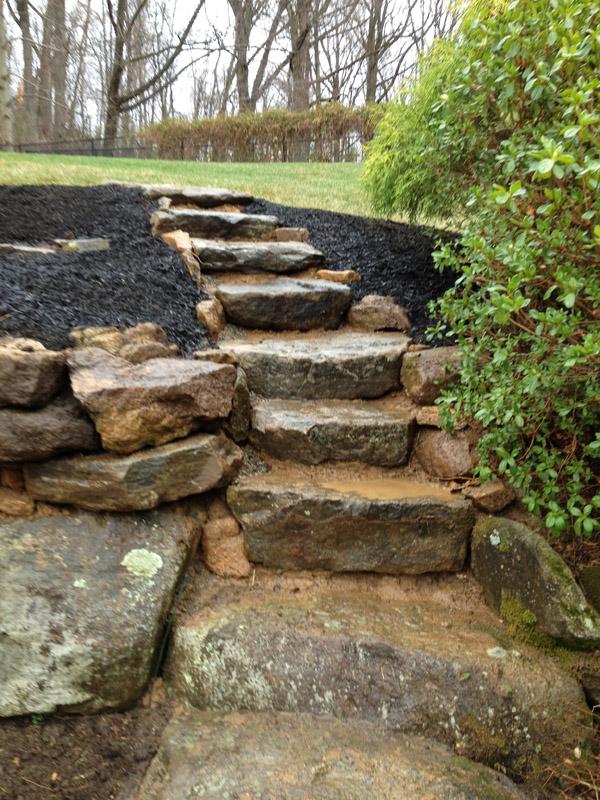 Stone Stairs, Roxbury New Jersey