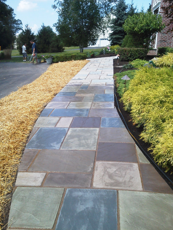 Hardscape Walkway – Budd Lake, New Jersey