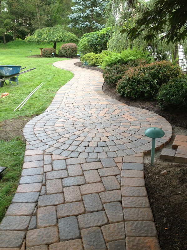 Walkway, Pavers – Mount Olive,New Jersey