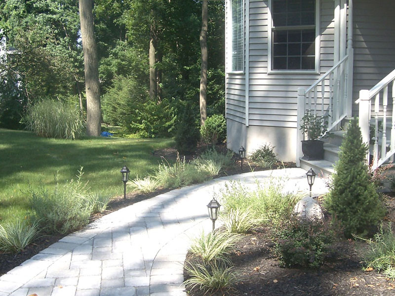 Paver Stone Walkway, Hackettstown NJ