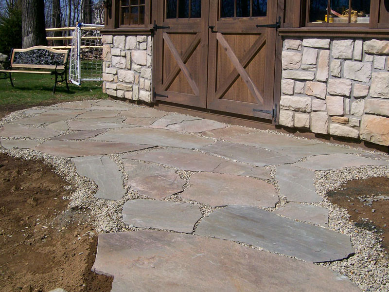 Stone Walkway Flanders NJ
