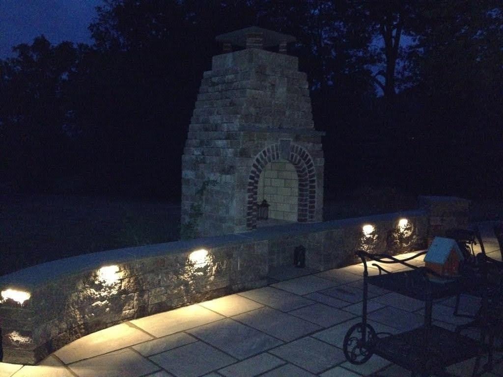 Outdoor Fireplace – Flanders NJ