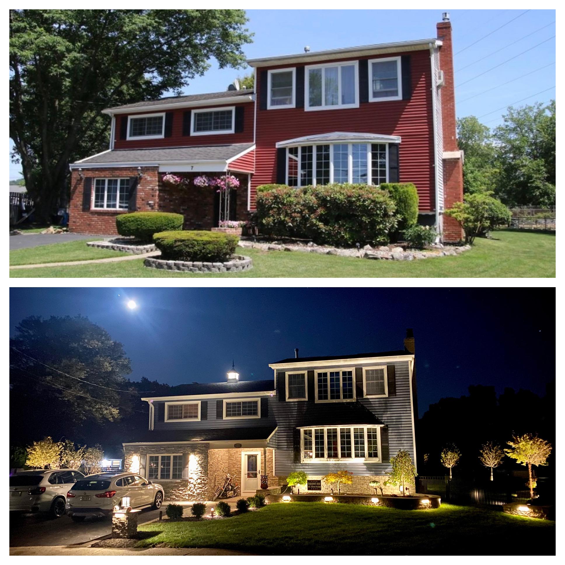Complete Landscape Installation – Chester NJ